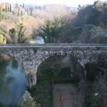 vista del Ponte Tufillo