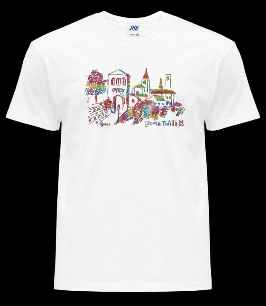 T shirt Porta Tufilla child 2020 Image